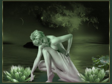 On The Lake, Green Witches