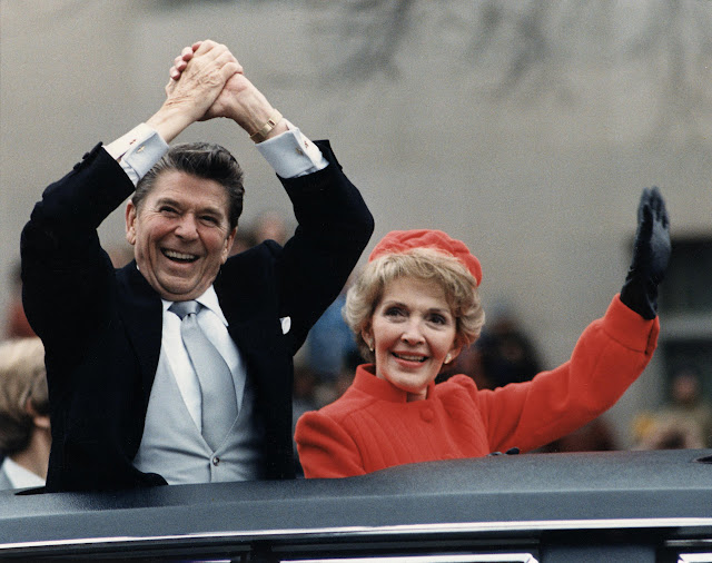 R.I.P. Nancy Reagan
