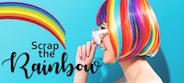Jeg ble en av favorittene hos Scrap the Rainbow!