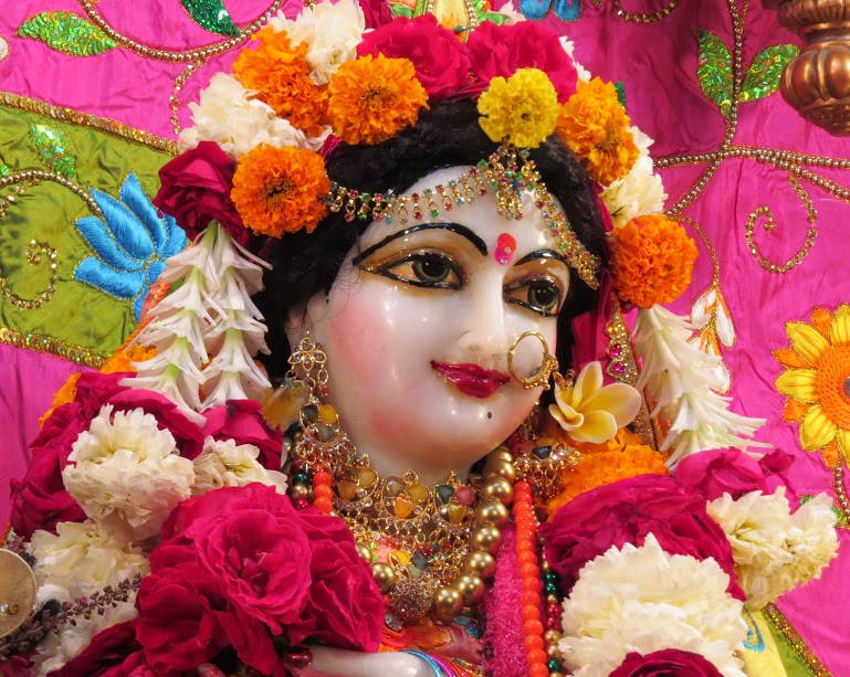 ISKCON Vallabh vidhyanagar Deity Darshan 16 jan 2017 (10)