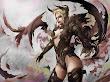 Demoness Fantasy Girl