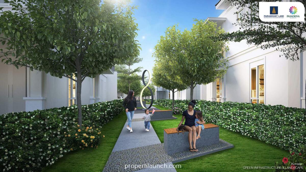 Green Spine Pasadena Residences