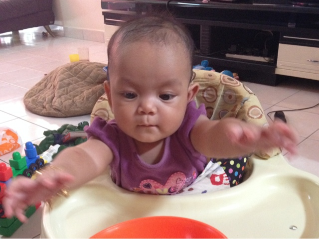 Solid food 6 bulan 11 hari