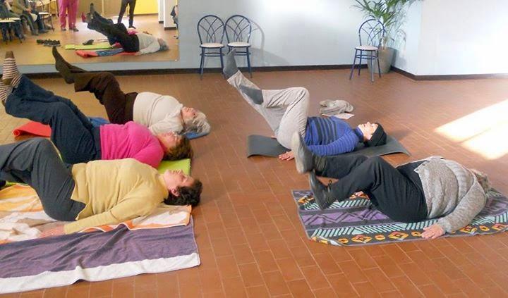 Penajóia assinala um ano de existência das suas aulas de dança com o início de aulas de pilates