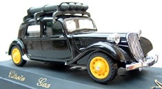 4115 CITROËN TRACTION GAZ