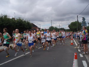Felsted 10k - 11th July 2010