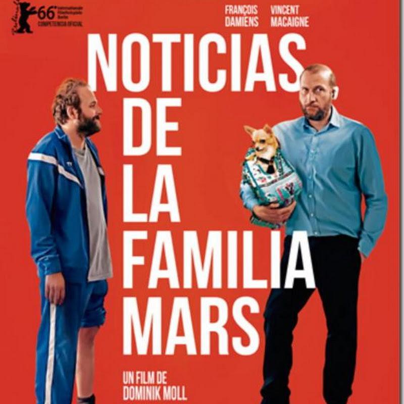 Noticias De La Familia Mars Fecha De Estreno Argentina