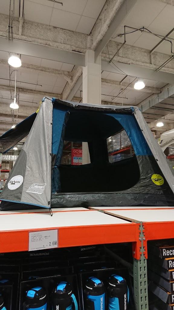 7965e2c77f 2018コストコ アウトドア・キャンプ用品特集コールマンが ...