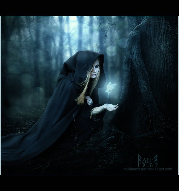 Witchcraft And Magic, Witchcraft