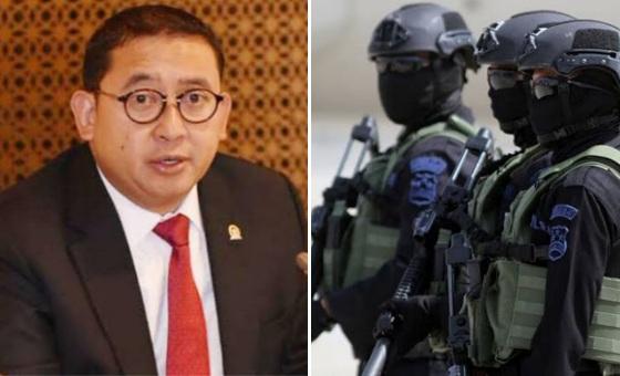 Pro dan Kontra Usul Fadli Zon Soal Pembubaran Densus 88, Eks Napiter: Jangan Membuat Angin Segar Bagi Terorisme