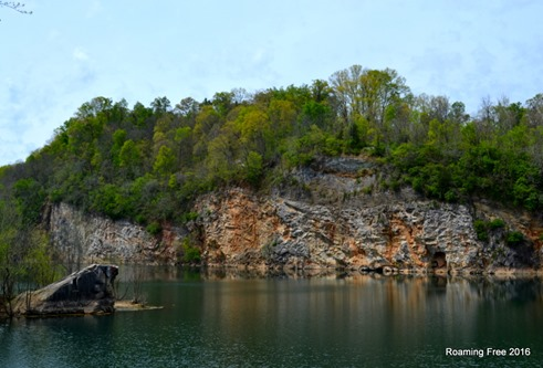 At the Quarry
