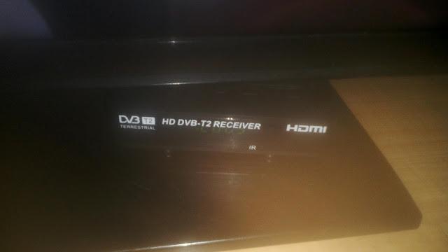 HDMI-Hd DVb -T2 Receiver