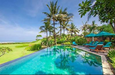 Freehold Villa Sale Bali Cemagi