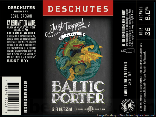 Mybeerbuzz .co Highlights Deschutes Jubelale 2018 & Baltic Porter