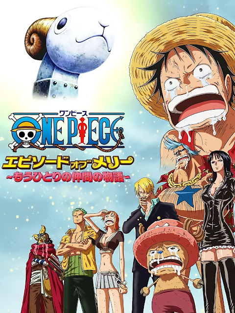 One Piece: Episode of Merry – The Tale of One More Friend