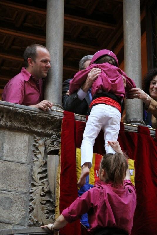 19è Aniversari Castellers de Lleida. Paeria . 5-04-14 - IMG_9601.JPG