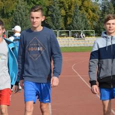 Zawody wojewódzkie w lekkiej atletyce 28 września 2016r.