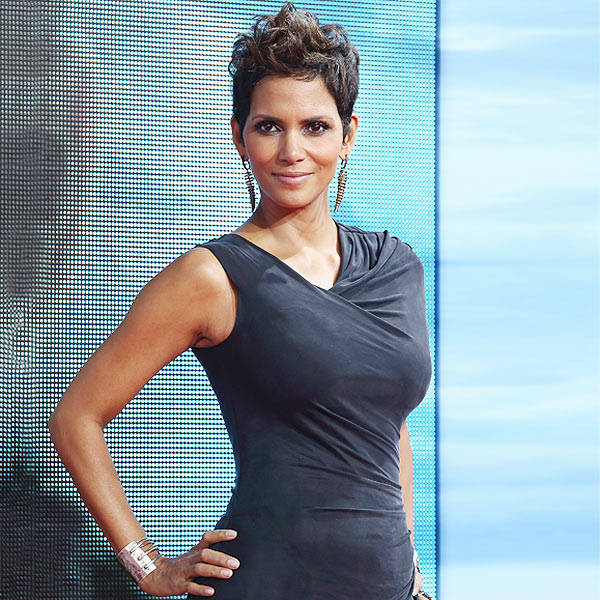 Halle Berry: She is considered as one of the most desirable women of Hollywood, this 45 yr old stunner can still rock in a bikini better than anyone.