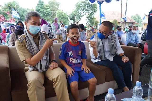 Pemkot Bogor Terima Bantuan 200 PJU Tenaga Surya dari Komisi VII DPR RI