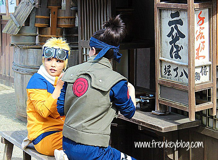 Naruto lagi makan mie, Tebak Cewe atau Cowo?