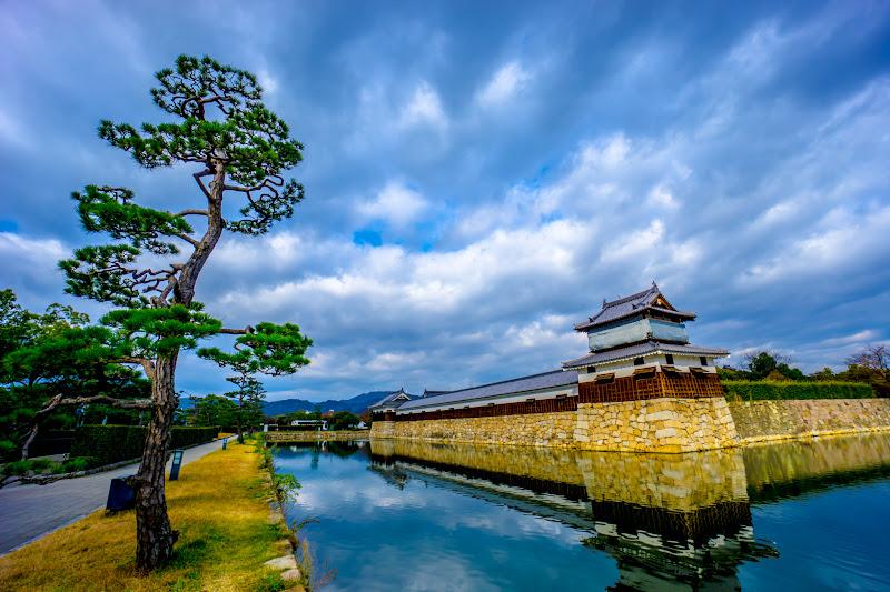 広島城 二の丸4