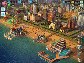 SimCity BuildIt APK screenshot thumbnail 18