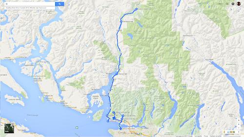18 Roadtrip West VS en Canada 2014, Whistler naar Vancouver.png