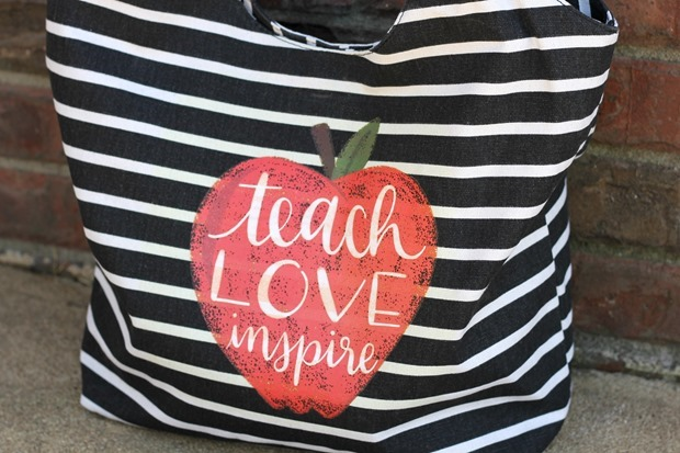 tote for a teacher