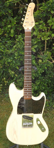 Frontman Guitars offset esquire