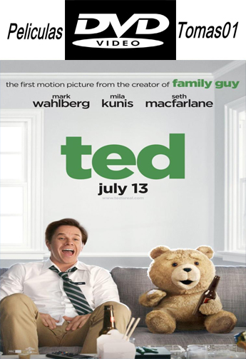 Ted (2012) DVDRip