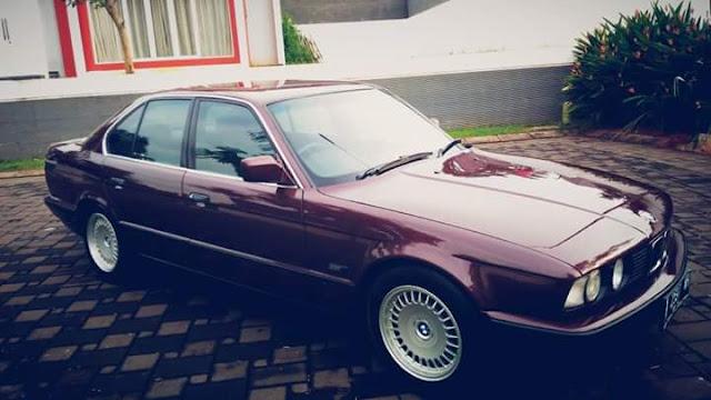 Dijual Bmw e34 520i M/T 1990 Murah Gan - JAKARTA