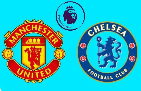 prediksi skor man united vs chelsea