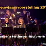 Nieuwjaarsvoorstelling 2015 gem Zoetermeer