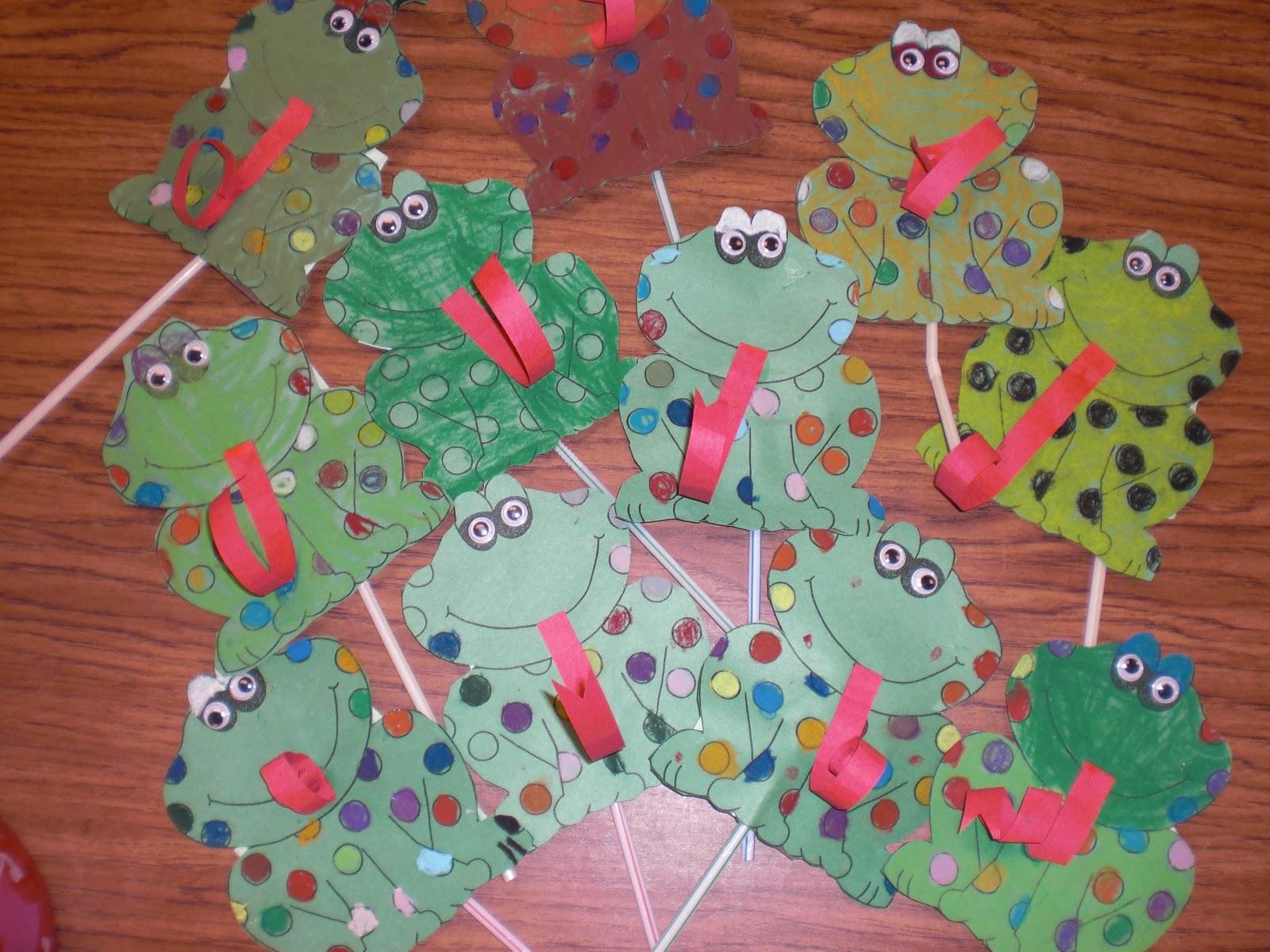 Patties Classroom Frog Life Cycles