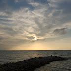 Un atardecer en el golfo de Morrosquillo