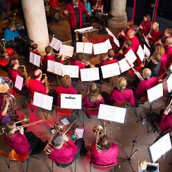 Kleine Harmonie tijdens Delfiade 2013