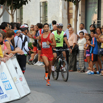 Medio Maratón de Torralba 2014 - Llegada