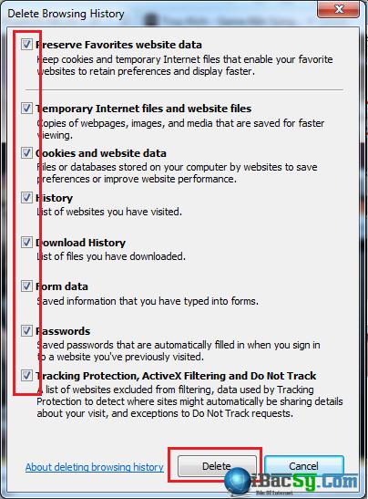 Sửa lỗi trình duyệt, MINI CLIENT không thấy cập nhật - Hình 4