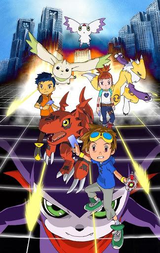 Digimon Tamer ดิจิมอนเทมเมอร์ ตอนที่ 1-51 END [พากย์ไทย]