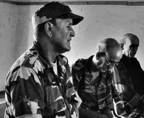 ⭕ URGENTE | Cae en combate el jefe de las unidades militares de la Gendarmería Nacional Saharaui.