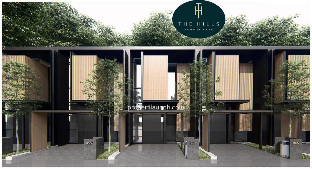 Rumah The Hills Pondok Cabe