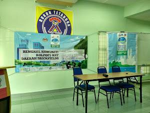 ROLPOP5 Community Workshop with JPNIN & KRT Daerah Brickfields (CmE)