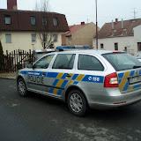 návštěva ŠD u Policie ČR
