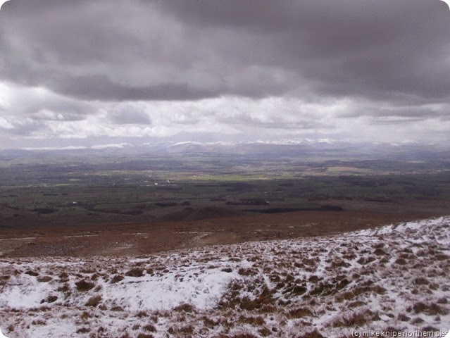 descending to burney hill