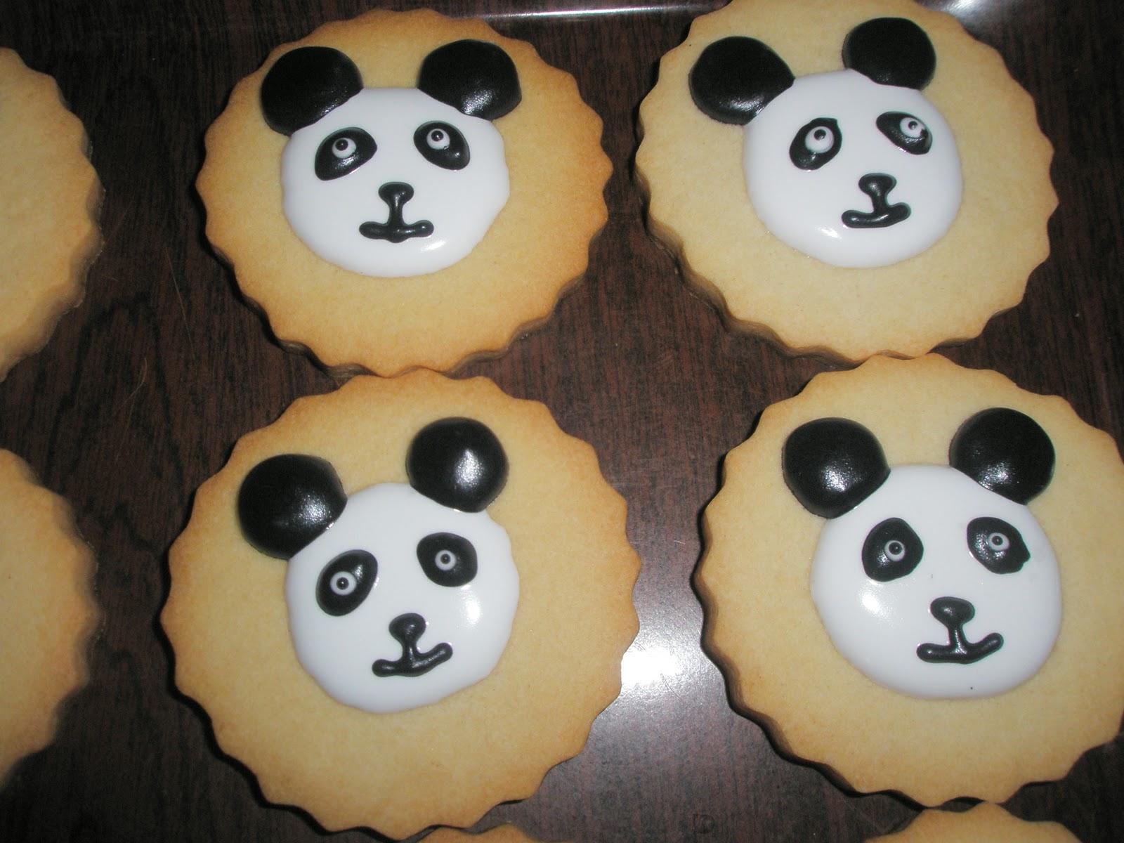 Saborea Una Sonrisa Galletas Oso Panda