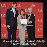 Fall 2017 Foundation Scholarship Ceremony - Blevins%2BHigh%2BSchool%2BAlumni%2BEndowed%2BScholarship.jpg
