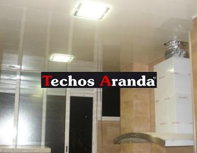Comprar falsos techos de aluminio Madrid