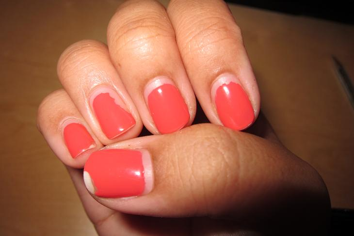 February 2011 pretty in the desert diy cnd shellac manicure removal final review solutioingenieria Image collections