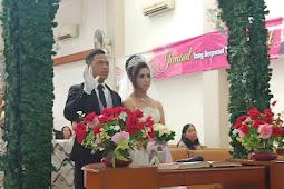 Susunan Acara Liturgi Ibadah Pemberkatan Pernikahan Kristen
