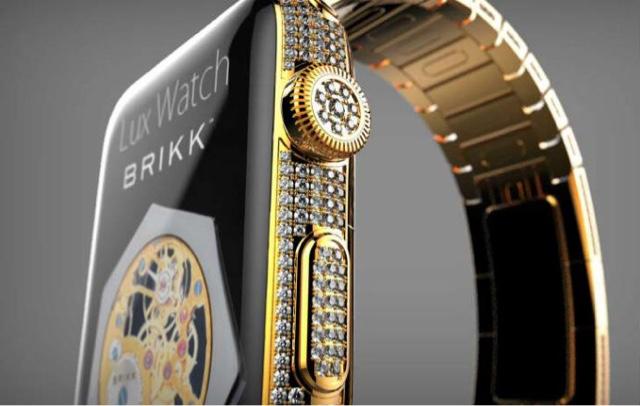 10908d4af01 Se um Apple Watch de ouro de US  10.000 não for pouco